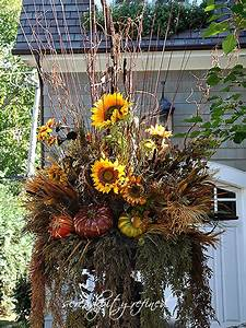 Serendipity, Refined, Blog, Fall, Planters, And, Urns, What, I, Didn, U0026, 39, T, Do, This, Sunday