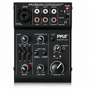 Pyle - Pad15mxu - Sound And Recording - Mixers