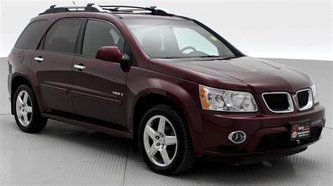 2008 Pontiac Torrent Gxp From Ride Time In Winnipeg, Mb