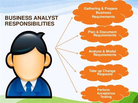 business analyst training houston responsibilities
