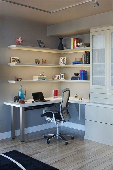 Home Desk Design Ideas by Best 25 Corner Office Ideas On Small Bedroom