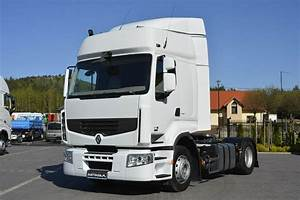 Used Renault Premium 370 Dxi Euro 5 Tractor Units Year