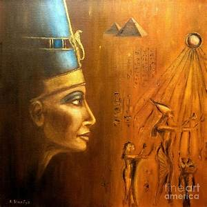 17 Best images about Nefertiti Queen of Queens on ...