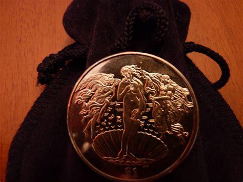 Moneda El Nacimiento De Venus