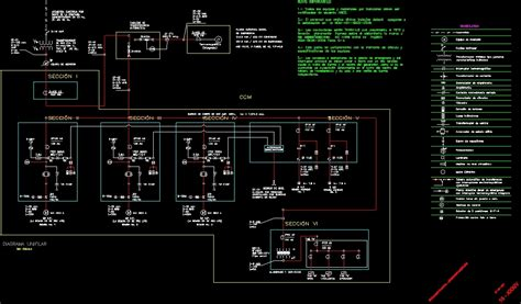 submersible water pumping cárcamo plans dwg plan for autocad designs cad