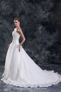 allens bridal organza sweetheart neckline sweep train With sweetheart neckline ball gown wedding dress