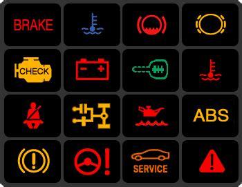 vehicle warning lights diagnostics milestones garage