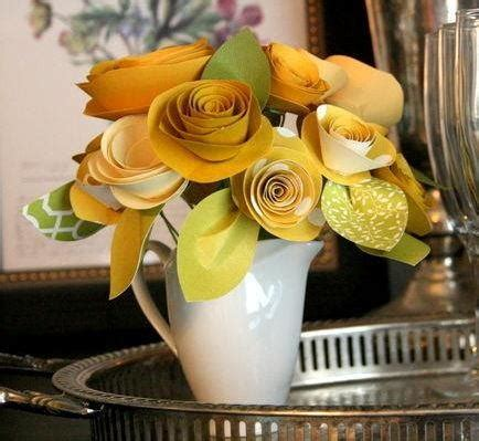 mellow yellow siege social mellow yellow rolled paper roses allfreepapercrafts com