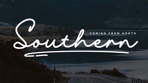 southern font    fonts magazine