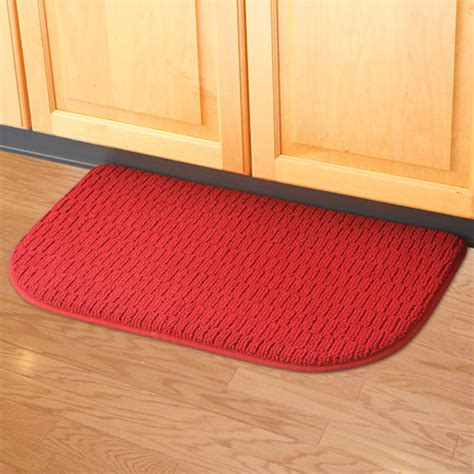 Red Kitchen Mat Laurensthoughtscom