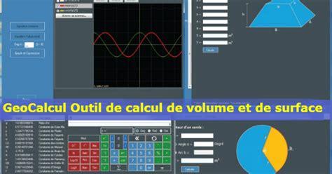 calcul surface utile bureaux astucesbtp geocalcul outil de calcul de volume et de surface