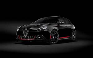 Giulietta Alfa Romeo : alfa romeo treats the mito veloce s giulietta veloce s to black and red visuals autoevolution ~ Gottalentnigeria.com Avis de Voitures
