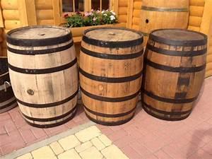 Gebrauchte Sauna Kaufen : 190 liter bourbon whisky gebrauchtes eichenfass hell abgeschliffen weinfassversand fasswelt ~ Whattoseeinmadrid.com Haus und Dekorationen