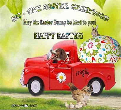 Special Delivery Easter Happy Card Ecard Customize