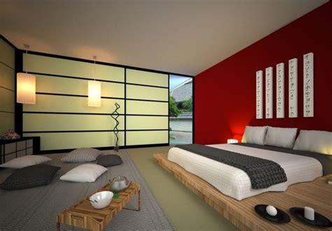 12 lits style japonais pour une chambre à coucher