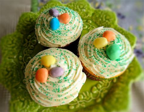 easy easter cupcakes easy easter cupcakes desserts pinterest