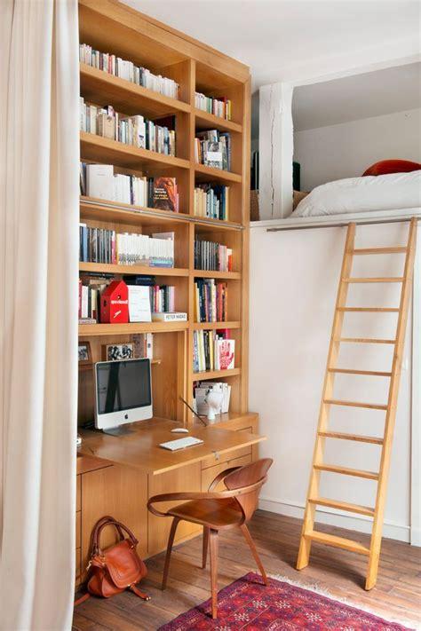 mezzanine inspiration gain de place hauteur sous