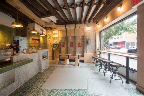 espresso bar  soho  york studio vural architecture lab