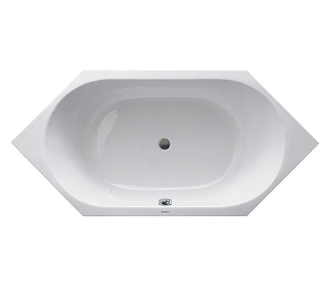 duravit d code hexagon bathtub 1900x900mm 700140