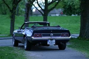 #035 Ford Mustang 72 Cabriolet - Benzina - Vintage Car Finder