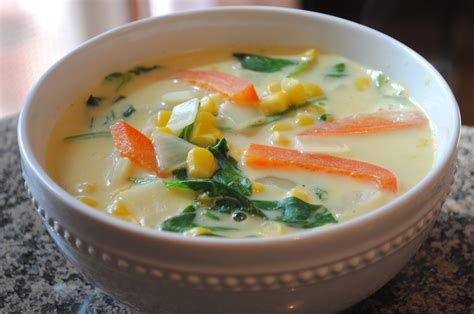 soups easy thai curry soup recipe
