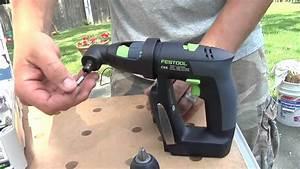 Festool Akkuschrauber Cxs : festool cxs compact cordless drill demo and open box youtube ~ Watch28wear.com Haus und Dekorationen