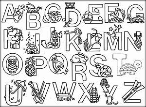 alphabet coloring pages bloodbrothersme With letter coloring books