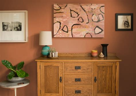 klay interieur clay 07 a complex pink colorhouse interior paint