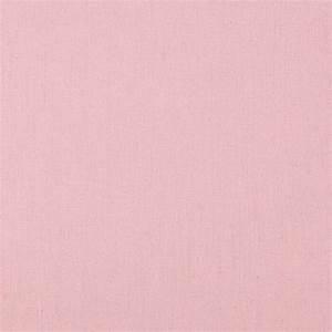 Cotton Broadcloth Light Pink - Discount Designer Fabric
