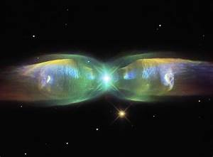 Across The Universe: M2 9: Wings of a Butterfly Nebula