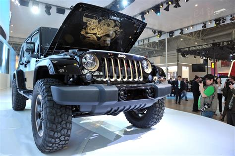 Jeep Wrangler Dragon Edition Coming To North America