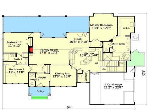 house plans open floor small house plans with open floor plan house floor
