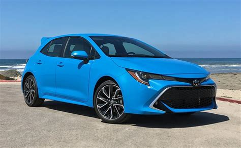 drive  toyota corolla hatchback ny daily news