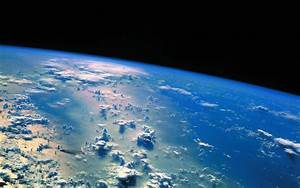Earth From Space NASA - wallpaper.