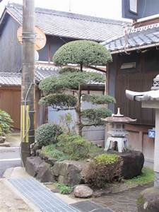 18 relaxing japanese inspired front yard decor ideas for Front yard decoration ideas