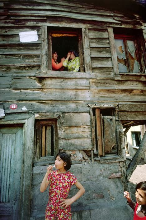 wonderful color photographs capture daily life  turkey