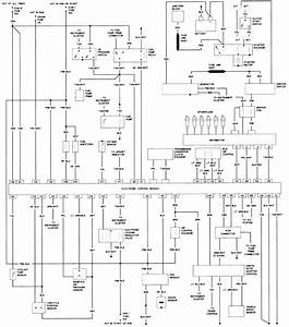 Need Wireing Diagram For 2 8l Chevy V6 And Color Code 89 S10