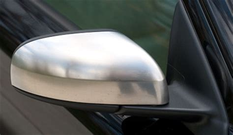 volvo      matt chrome  door