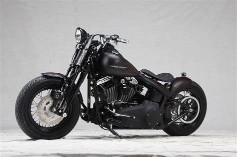 Erbacher Motorcycles Custom Harley Davidson Softail Bobber