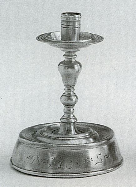 pewter candlestick italian handmade pewter authentic