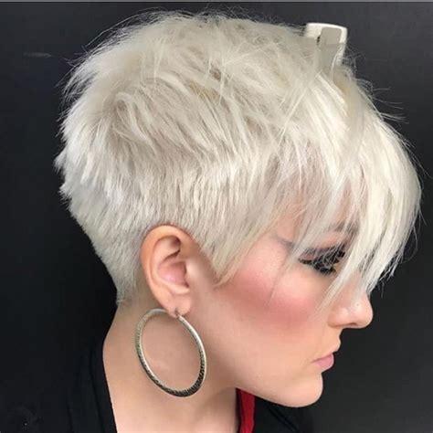 coupes courtes meilleurs collection ete  coiffure
