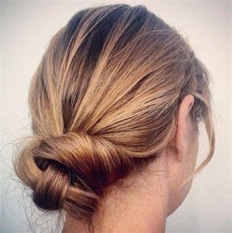 unique updos  thin hair