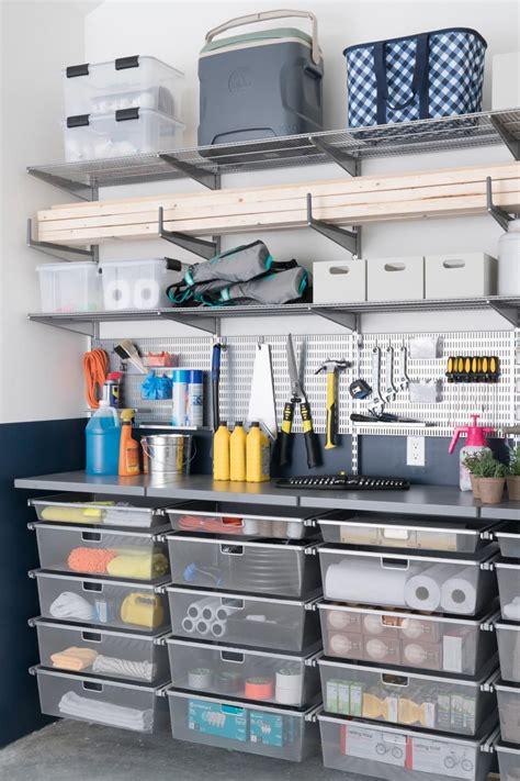 Garage Organization Kelowna by Garage Pictures From Diy Network Ultimate Retreat 2017