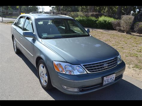 2004 Toyota Avalon Xls by Sold 2004 Toyota Avalon Xls For Sale By Corvette Mike