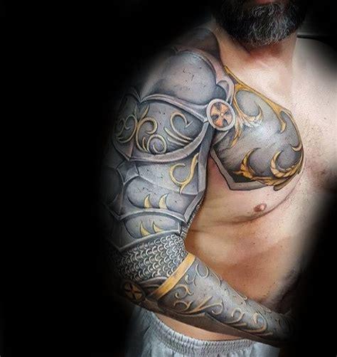 awesome sleeve tattoos  men masculine design ideas