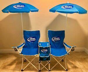 Bud Light Cooler With Speakers Unique Bud Light Two Chair With Umbrellas Speakers And