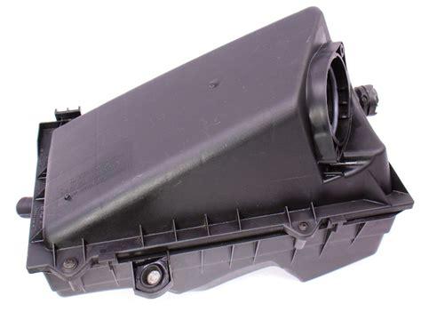 air intake cleaner filter box airbox   vw jetta golf