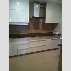 Stainless Steel Modular Kitchen  Designer Modular Kitchen