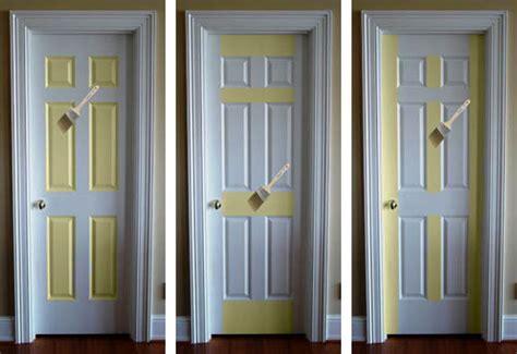 how to paint an interior door pop of color how to paint a door burger