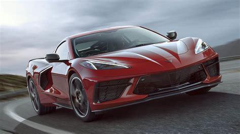 2020 Chevrolet Corvette Stingray Preview